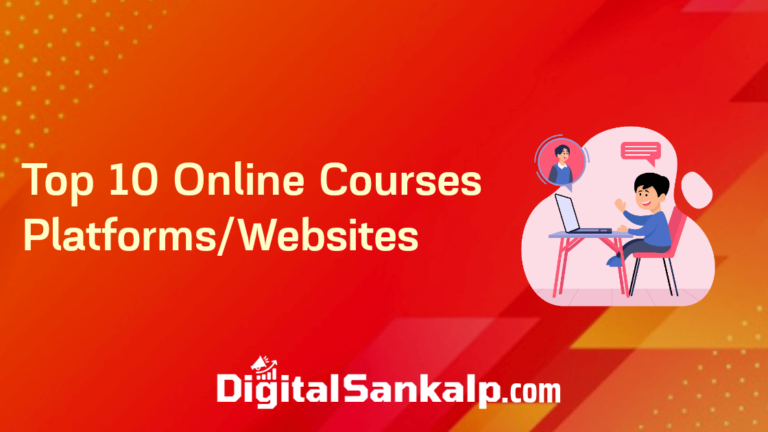 Top 10 Online Course Platforms To Learn Online (2021)