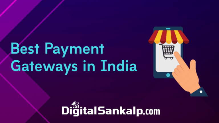 Top 5 Best Payment Gateways in India (2021) [With ₹500 Bonus]