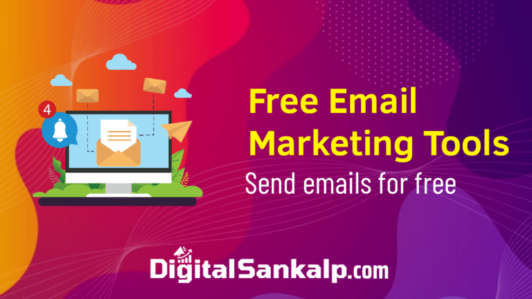 10 Best Free Email Marketing Tools of 2021
